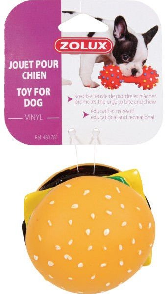 Zolux Hamburger Toy 8cm