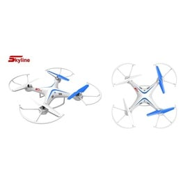 SN Drone With Camera 45cm D7CI White