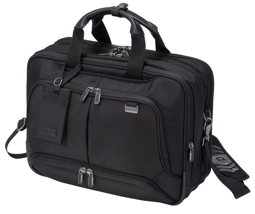 Dicota Top Traveller Twin PRO 14 - 15.6 Notebook And Printer / Beamer Case