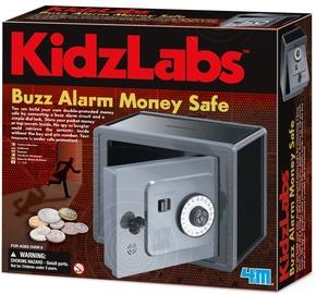 4M KidzLabs Buzz Alarm Money Safe 3289