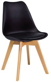 Signal Meble Chair Kris Beech Black