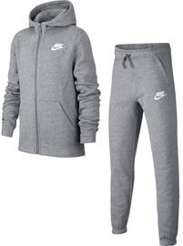 Nike Tracksuit B NSW BF Core JR 939626 092 Gray XL