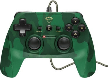Trust GXT 540C Yula Wired Gamepad Camo