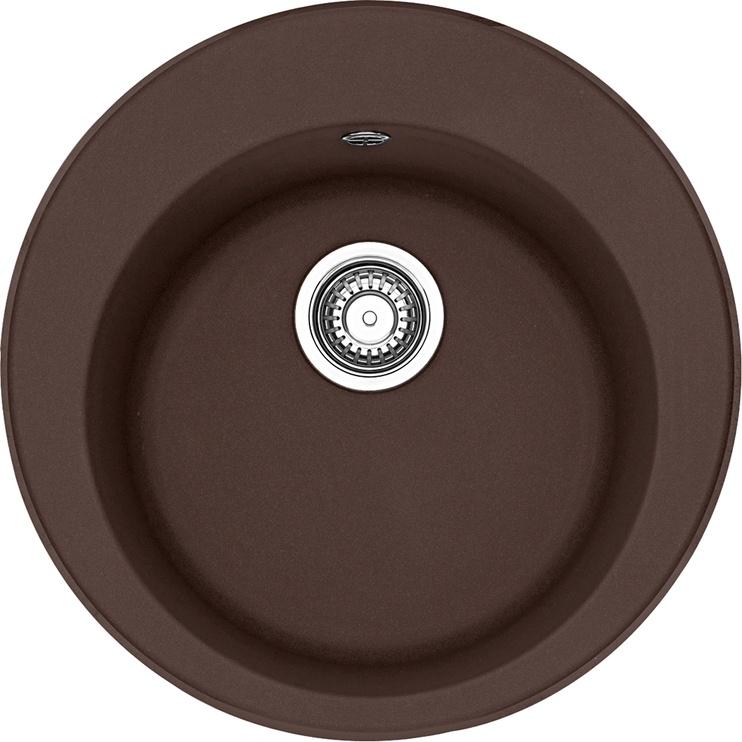 Valamu Franke Ronda ROG 610-41 Manual, fragraniit, šokolaadpruun