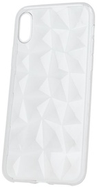 Mocco Trendy Diamonds Back Case for Samsung Galaxy S8 Transparent