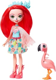 Nukk Mattel Enchantimals Flamingo GFN42