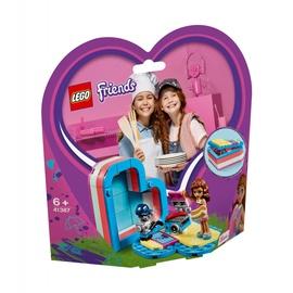 Lego Blocks Friends Olivia box 41387