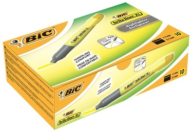 BIC Brite Liner XL Text Marker Yellow 891396