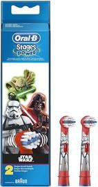 Braun Oral-B Stages Power Kids Star Wars Electric Toothbrush Heads 2pcs
