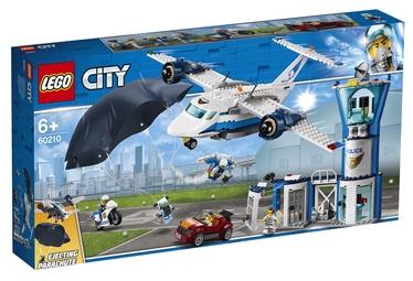 KONSTRUKTOR LEGO CITY POLICE 60210