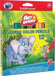 ErichKrause Art Berry Jumbo Color Pencils 12pcs