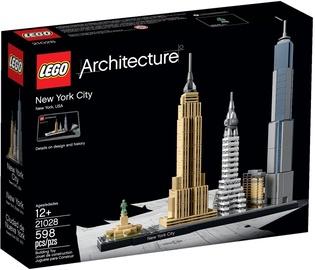 Конструктор LEGO® Architecture 21028 Нью-Йорк