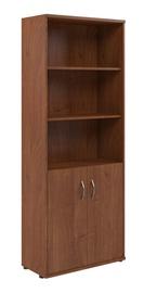 Skyland Imago ST-1 Shelf w/ Doors French Walnut
