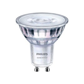 Philips SceneSwitch Led Bulb GU10 5W/3.5W/1.5W (50W) 8718696710937