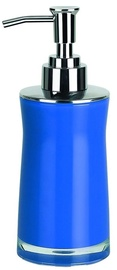 Spirella Soap Dispenser Sydney Acrylic Blue