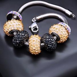 Diamond Sky Bracelet Becharmed Pavé Mini X With Swarovski Beads