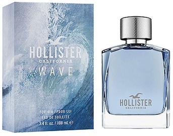 Parfüümid Hollister Wave For Him 100ml EDT