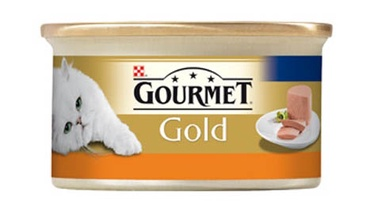 Purina Gourmet Gold Pate with Turkey 85g