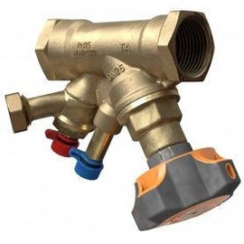 Tour & Andersson STAD Balancing Valve With Drain 1 1/4''