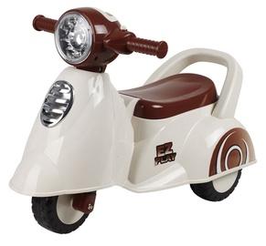 SN Motorcycle White
