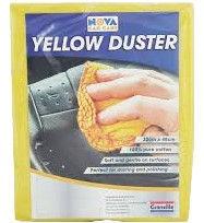 Granville Yellow Cotton Duster 2pcs