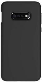 Evelatus Soft Back Case For Samsung Galaxy S10e Black