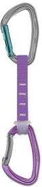 Petzl Djinn Axess Quickdraw 12cm Purple