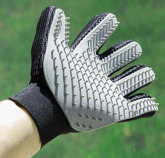 InnovaGoods Pet Brush & Massage Glove