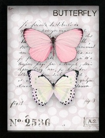 Home4you Print Picture 30x40cm Butterfly