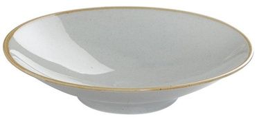 Porland Seasons Deep Plate D26cm Grey