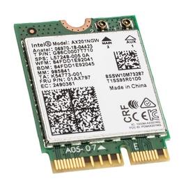 Intel Wi-Fi 6 AX201 vPro