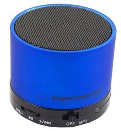 Juhtmevaba kõlar Esperanza Ep115 Ritmo Blue