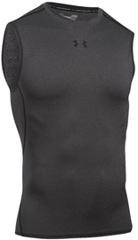Under Armour HeatGear Compression Shirt 1257469-090 Grey XXL