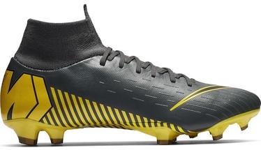 Nike Mercurial Superfly 6 Pro FG AH7368 070 Gray/Yellow 41