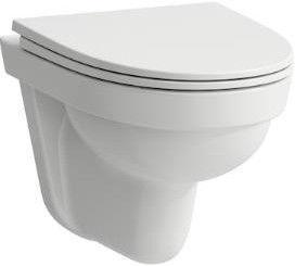 Laufen Kompas Rimless Wall-Hung WC 360x500mm White