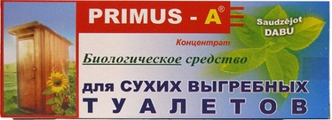 Primus A Bio Toilet System Concentrate 20ml
