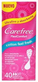 Carefree Flexicomfort Pantyliners 40pcs