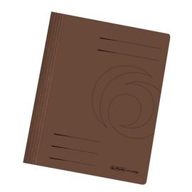 Herlitz Flat File 10900223 Brown