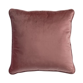 Home4you Velvet Pillow 45x45cm Antique Pink