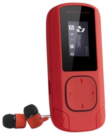Energy Sistem MP3 8GB Clip Coral 426485