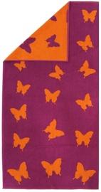 Rätik Bradley Purple/Orange, 70x140 cm