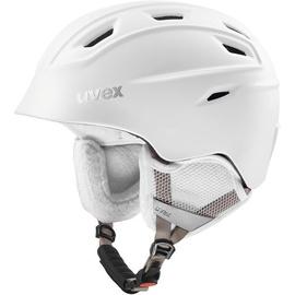 Uvex Fierce Ski Helmet White Matt 55-58