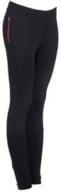 Bars Womens Running Trousers Black 72 M