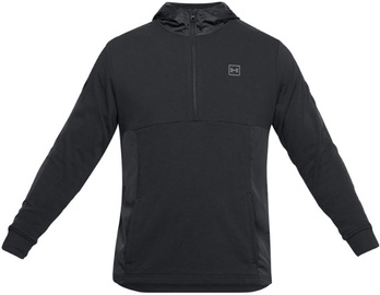 Under Armour Mens Threadborne Terry Hoodie 1310585-001 Black XL