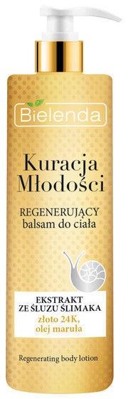 Bielenda Youth Therapy Regenerating Body Lotion 400ml