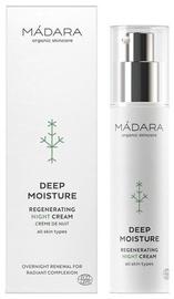 Näokreem Madara Deep Moisture Night Cream, 50 ml