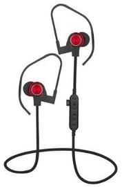 Kõrvaklapid Platinet PM1062R Red, juhtmevabad