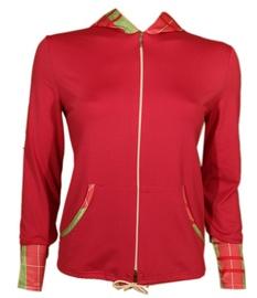 Bars Womens Jacket Pink/Green 99 S