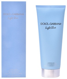 Dušigeel Dolce & Gabbana Light Blue Pour Femme Energy Body, 200 ml