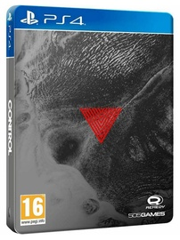 Control Deluxe Edition Steelbook PS4